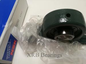 China High Accuracy Pillow Block Bearing Unit , Pillar Bearing Units For Conveyor Systems on sale