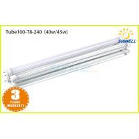 Replace Fluorescent 8ft LED T8 Tube Light 40w 2400mm samsung led tube