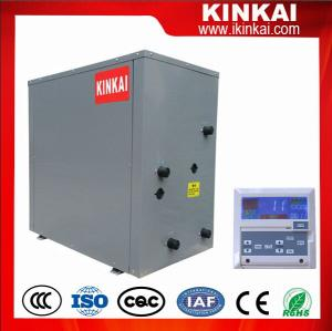 China 40kw CE approved Water to Water Heat Pumps / Geothermal Heat pumps on sale