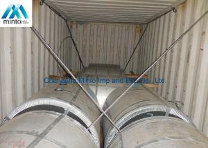 China DIN ASTM GB AISI Aluminium Zinc Coated Steel GI Coil ISO SGS Certificate on sale