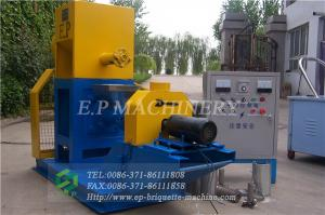 China High quality floating fish feed pellet extruder on sale