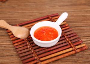 China Red Thai Chili Paste Seasoning , Sweet And Spicy Thai Chili Sauce FDA HACCP ISO on sale
