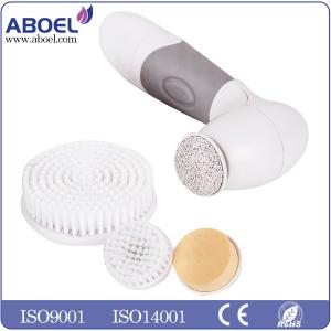 China Skin Care Home Use Electric Spin Face Wash Brush With FDA,CE,FCC,ROHS,ISO on sale