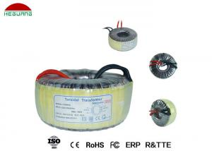 China LED Power Supply Toroidal Lighting Transformer Double Insulated Enameled Wire Winding on sale
