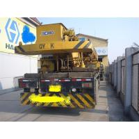 Used Truck Crane XCMG QY50K