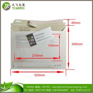 China (FREE DESIGN)320x240mm with logo with pouch wholesale a4 size cheap express paper envelope on sale