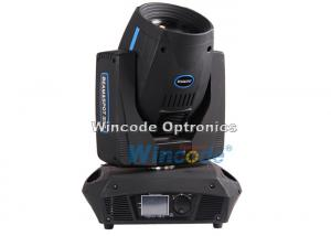 China Stage Equipment Zoom Moving Head Beam 230 , Multiple Moving Head Dj Lights 3 In 1 on sale