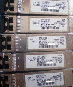 China SFP-10G-SR 10G SFP+ Modules on sale