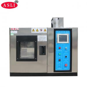 China Electronics Mini Desktop Tempearture Humidity Test Chamber With CE Certification on sale