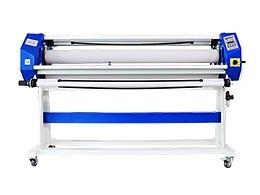China 64 Inch Large Format Laminating Machine , Hot And Cold Laminator Easy Operation on sale