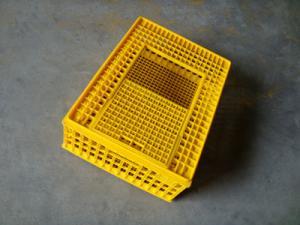 China Pollo que transporta los cajones plásticos del pollo de los cajones on sale