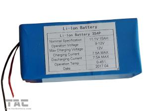 China ICR32650 3.7V 3500mAh 3S4P Lithium Ion Cylindrical Battery for Digital supplier
