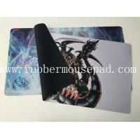 Personalized Rubber Play Mat Durable Yu-Gi-Oh Warcraft Trading Card