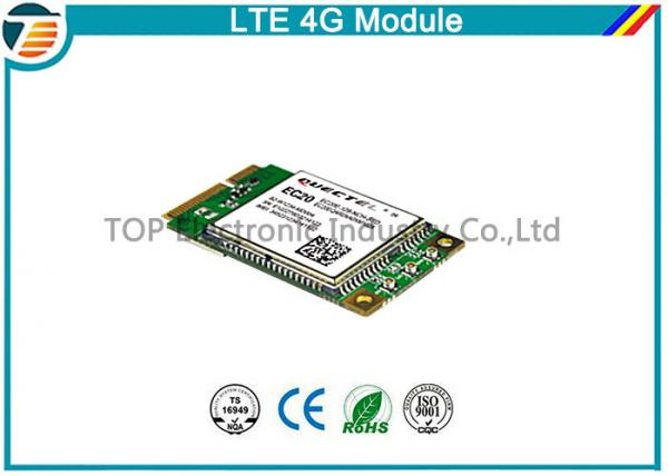 CE 4G Low Cost GPS Wifi Module EC20 Mini Pcie For Industry PDA for