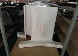 China Thick Vacuum Formed Plastic Products Platic Air Conditioner Cover Gloss Surface on sale