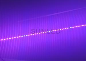 China Epistar Chip Rigid LED Strip Lights Dc12v 5630 Blue Red 120 Degree Beam Angle on sale
