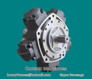 China Intermot NHM11 low speed high torque hydraulic motor on sale
