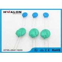 Blue Green 10mm 510v MOV Electronic Component Varistor Thermistor UL certification