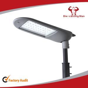 China Factory supply ADC3 Aluminium Outdoor 150W Economic LED Street Light Fixtures with adajustable bracket PC lens optional on sale