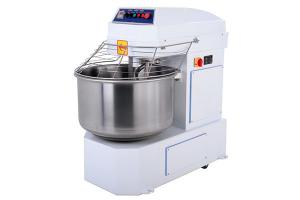China Stainless Steel Industrial Food Mixer Spiral Dough Mixing Food Cake Production on sale
