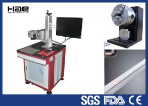 China High Precision Green Laser Marking Machine 5 Watt 532 nm Laser Carving Machine on sale