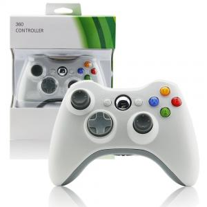 China Remote Controller Xbox 360 Wireless Pad 2.4GHz Bluetooth Interface Double Shock on sale