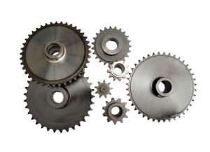 Quality Machined Double Pitch Sprocket For Industries Bad Condition Resistance for sale