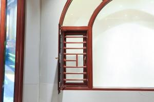 China AS1288 1400mm 1.5mm Double Glazed Casement Windows on sale