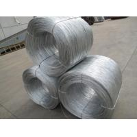 China galvanized wire/galvanized steel wire for ACSR factory on sale