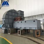 Oil Cooling Overhang Type 4000rpm Material Handling Blower