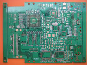 China OSP BGA Multilayer PCB Printed Circuit Board Manufacturing For Automobile on sale