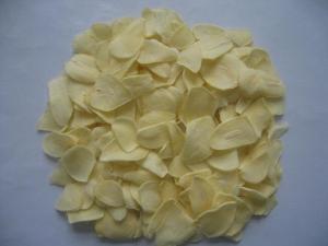 China 2014新しい穀物!中国のスパイスによって水分を取り除かれるニンニクの薄片 on sale