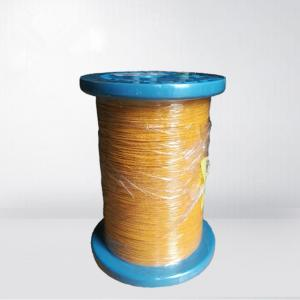 China Class F 155 Triple Insulated Wire 0.15 - 1.0 Mm Size Directly Solderability supplier