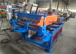 Tapered Standing Seam Roof Panel Roll Forming Machine For Interchangeable Clip Lock