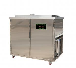 China Stainless Steel Ultrasonic Cleaning Equipment Use In Food Beverage Industry on sale