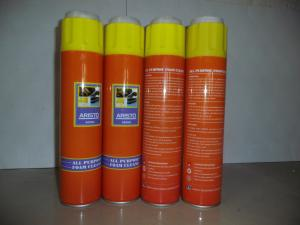 China Household Cleaning Products Carpet Foam Cleaner / Spray Leather Upholstery Cleaners on sale
