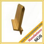 El latón de la aleación de cobre de la forma de T pesca la ferretería de cobre con caña