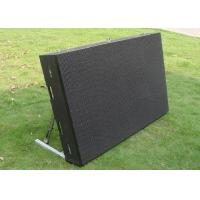 China Waterproof Stadium LED Screen / Full Color P10 Outdoor Fixed LED Display on sale