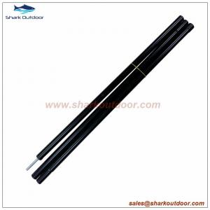 China Outdoor Camping Steel tent pole on sale