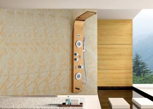 China ROVATE Smart Thermostatic Shower Panel Tower 5.5 - 8.5KW Rated Power on sale