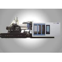Professional Abs Injection Molding Machine , Plastic Box Making Machine  Low Noise