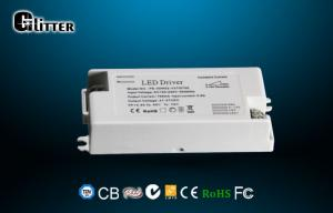 China 350mA Dimmable Constant Current LED Lamp Drivers , led emergency driver on sale