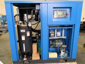 China Oil Inject VSD Screw Compressor For Dental Laboratories / Food Industry on sale
