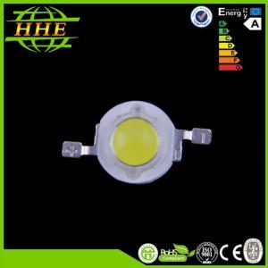 China 350mA 120lm 1w white high power led diodes , Bridgelux / Genesis photonics / Cree LED emitter on sale