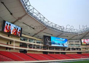 China Waterproof P8 Advertising led panels for stage / led video display panels on sale