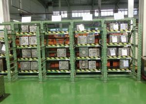 China Cremalheiras completamente abertas pesadas do armazenamento do molde da gaveta para a terra arrendada do molde de Pastic das ferramentas on sale