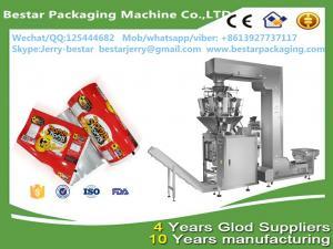 China custom printing mulching plastic film for tea packaging with bestar weighting packaging machine on sale
