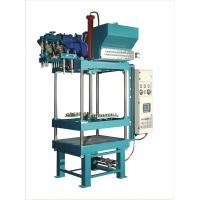High Automation Shape Eps Moulding Machine Semi - Auto , Saving Steam