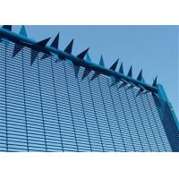 China Akzo Nobel paint 358 fences  anti-climb fencing on sale