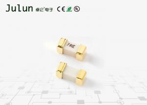 China Lead Free Electronic Circuit Board Fuses , Fast Acting Subminiature Surface Mount Fuse on sale
